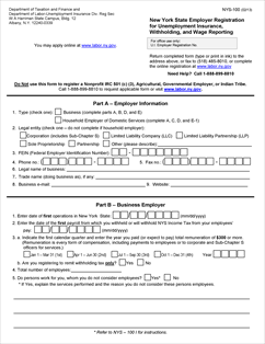 Unemployment insurance registration number ny
