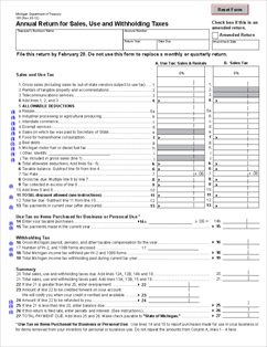 Georgia State Tax Forms