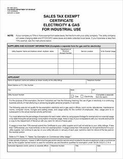 colorado ag tax exemption form