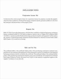 Property Tax Exemption In Kentucky
