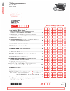 Form R-1031 Fillable Direct Marketer Sales Tax Return