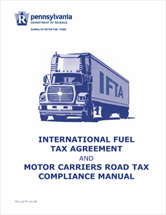 Form rev 443 fillable pa international fuel tax agreement for Motor carrier compliance florida
