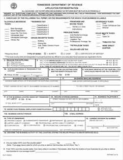 Form F13005_1 Fillable Application for Registration - required for ...
