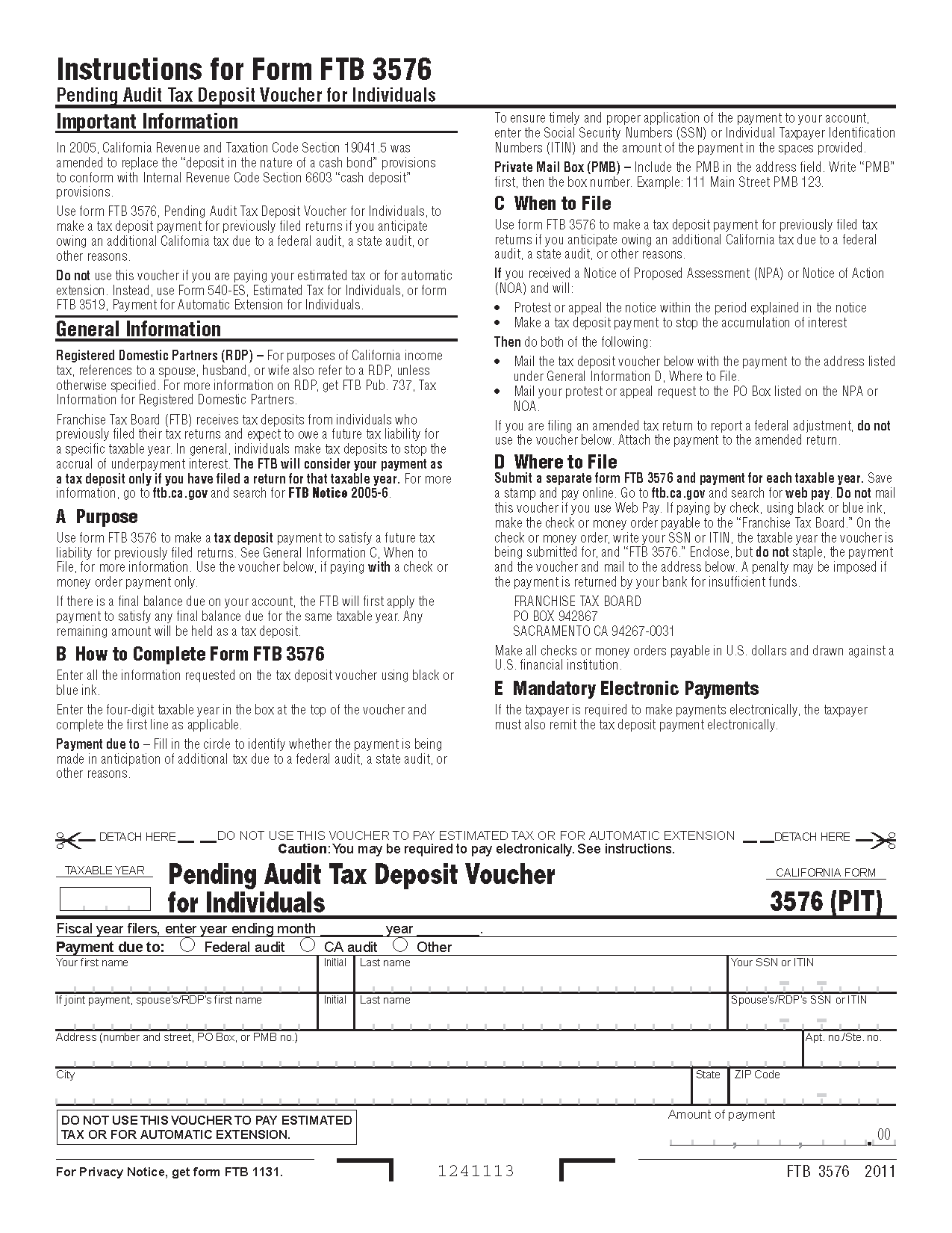 maryland quarterly tax payment voucher 2015