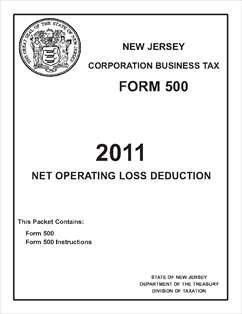 View all 2011 nj new jersey tax forms