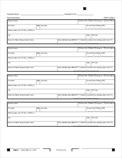 Form 588 Nonresident Withholding Waiver Request