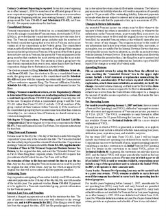 View all 2012 VT - Vermont Tax Forms
