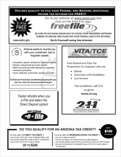 arizona state income tax forms