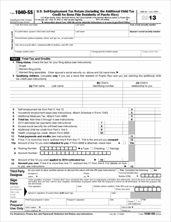 Income Tax Forms: Puerto Rico Income Tax Forms