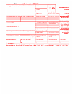 form 1099 misc fillable Form 1099-MISC Fillable Miscellaneous Income (Info Copy Only)