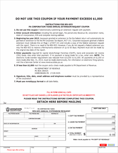 how to fill in tax return form using pdf