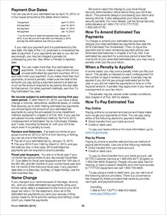 View all 2014 Federal Tax Forms