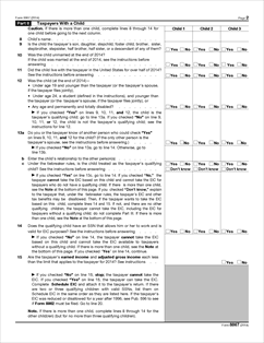 Form 8867 Fillable Paid Preparer's Earned Income Credit Checklist